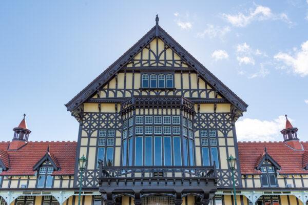 Visiter le Rotorua Museum