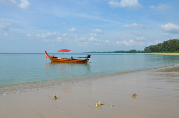 Sirinat National Park à Phuket