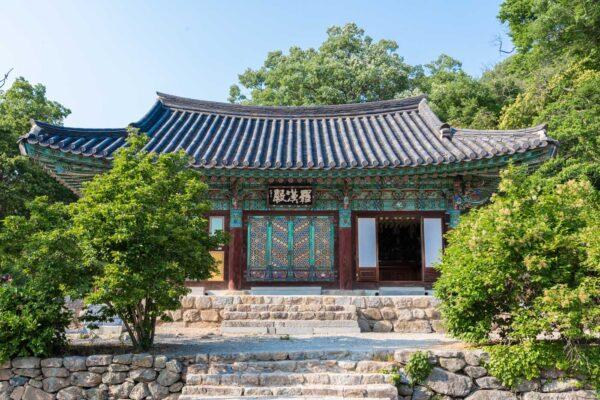 Temple bouddhiste de Geumsansa
