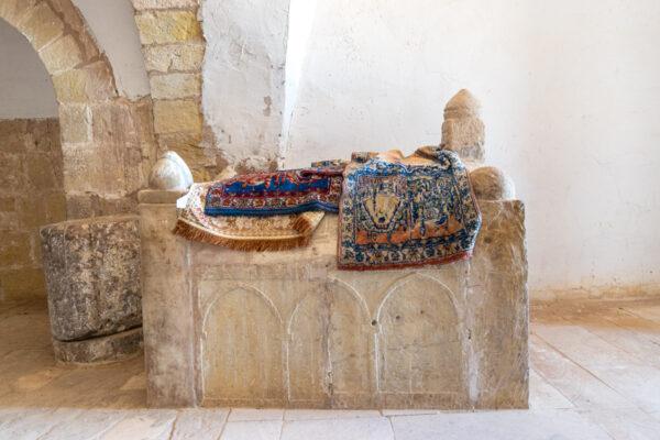 Tombe d'Haroun (Aaron) en Jordanie