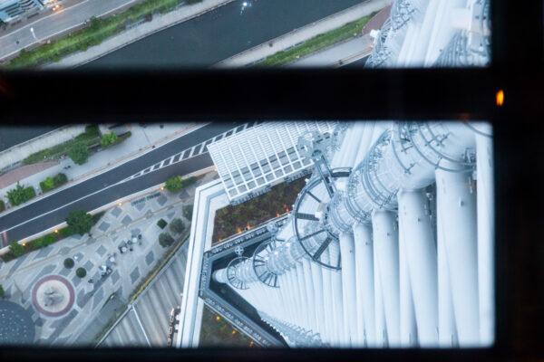 Visite de la Tokyo Skytree