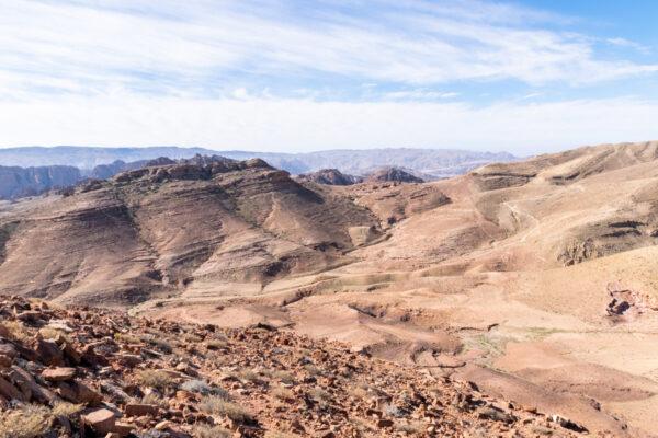 Vue depuis le Mont Aaron
