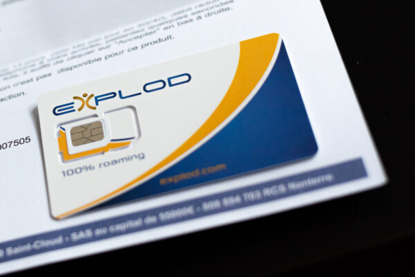 Avis sur la carte SIM internationale