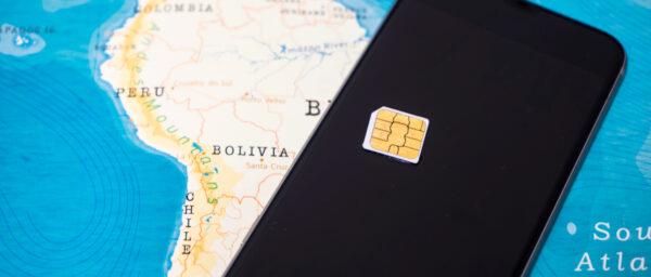 Carte SIM internationale