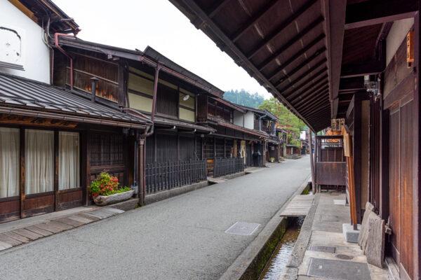 Comment aller à Takayama