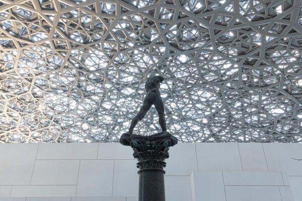 Etoile du Louvre d'Abu Dhabi