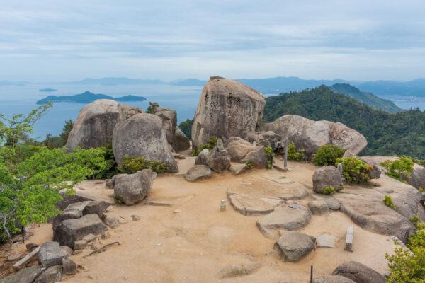 Mont Misen à Miyajima