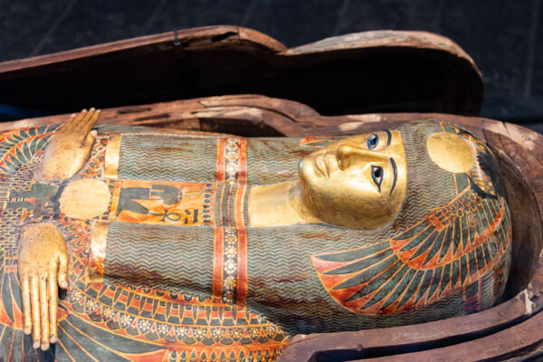 Oeuvres égyptiennes au Louvre Abu Dhabi