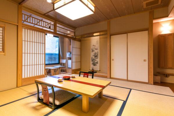 Ryokan où loger à Takayama