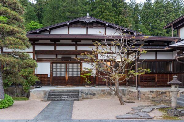 Temple à Takayama au Japon
