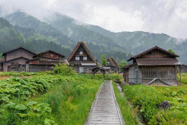 Village de Shirakawa