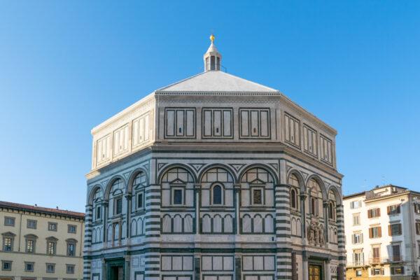 Baptistère San Giovanni à Florence