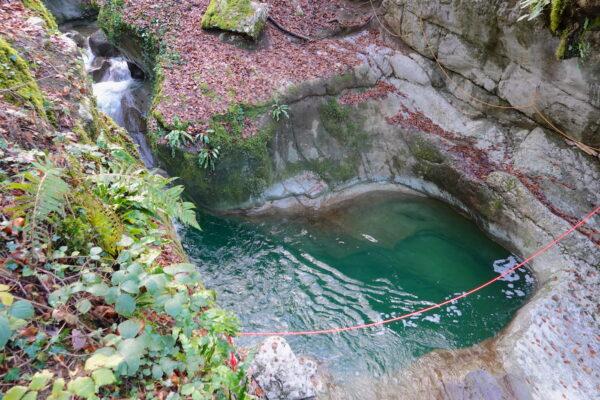 Canyon de Ternèze