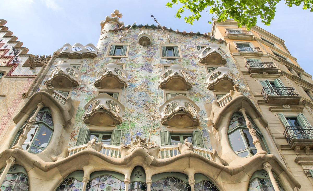 Casa Batlló à Barcelone