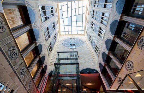 Hôtel dans le centre historique de Barcelone