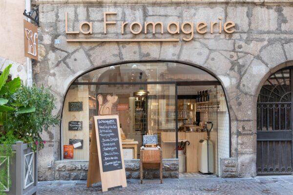 La Fromagerie à Chambéry