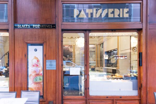 Pâtisserie Au Fidèle Berger à Chambéry