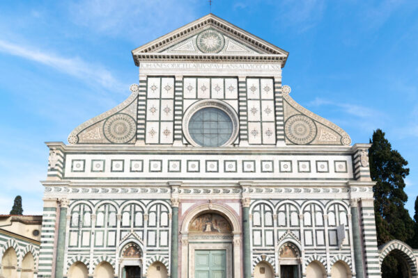 Quartier Santa Maria Novella à Florence
