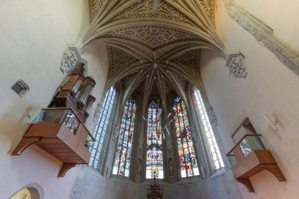 Sainte-Chapelle à Chambéry