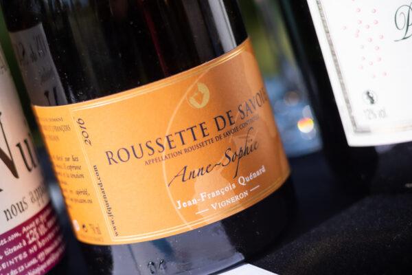 Dégustation de vins de Savoie à Chambéry