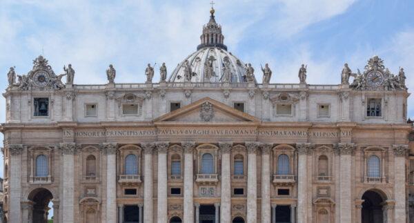 Basilique Saint-Pierre à Rome