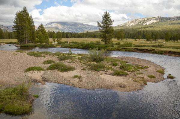 Loger à l'est de Yosemite NP