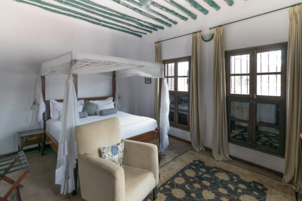 Loger à Stone Town à Zanzibar