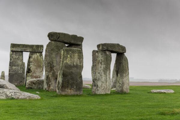 Menhirs à Stonehenge