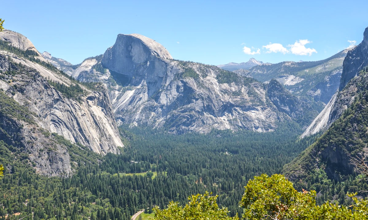 Où dormir à Yosemite