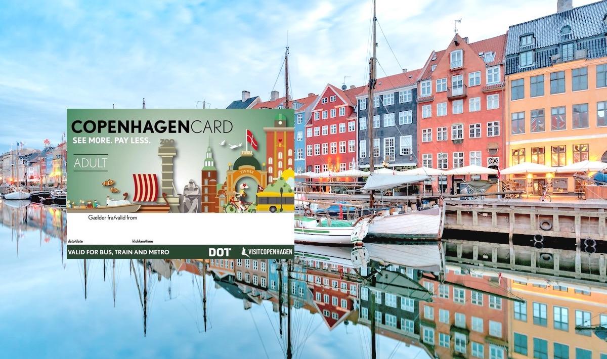 Copenhagen Card, le pass de Copenhague