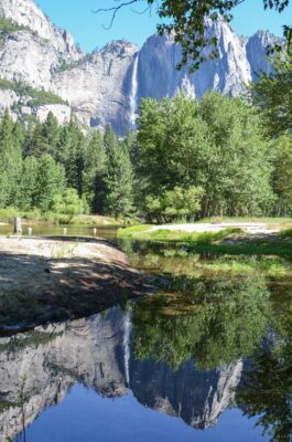 Vallée de Yosemite NP