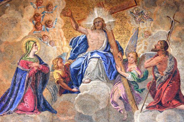 Visite de la basilique Saint-Marc