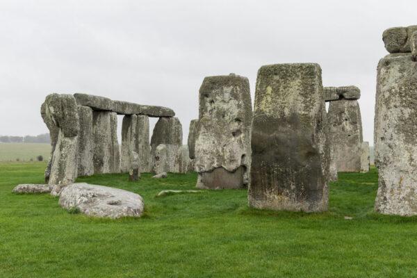 Visite de Stonehenge en Angleterre