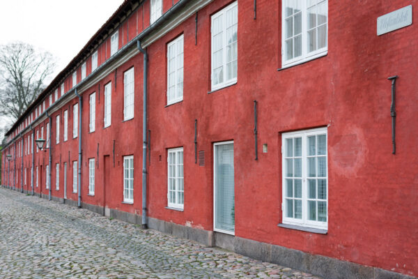 Citadelle de Copenhague : Kastellet