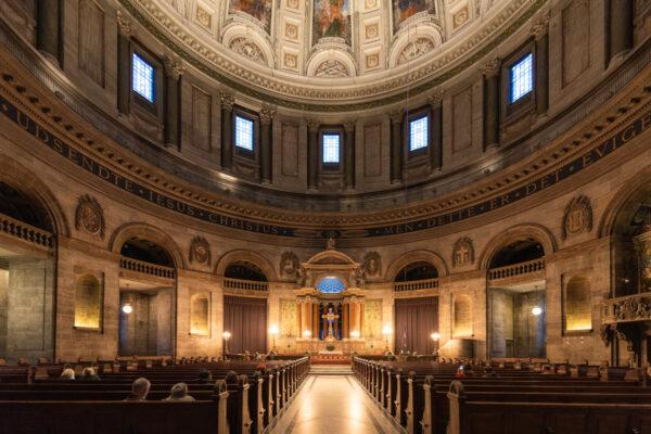Eglise à Copenhague