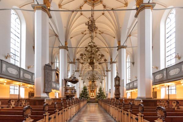 Eglise de la Trinité à Copenhague