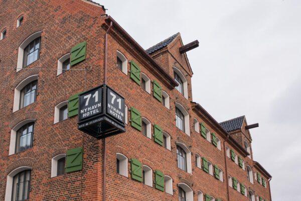 Meilleur hôtel de Copenhague