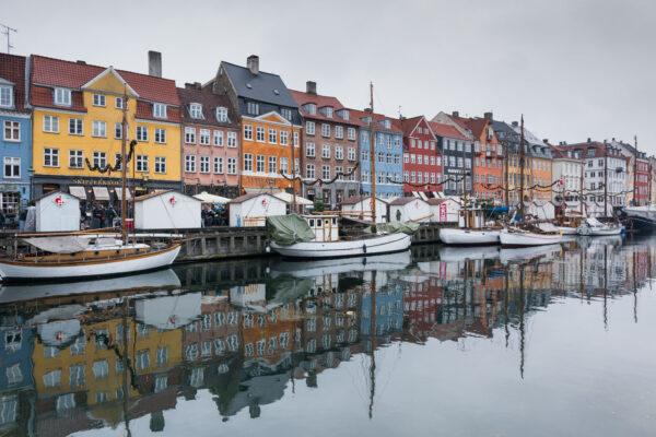 Loger à Copenhague dans le quartier de Nyhavn / Indre By