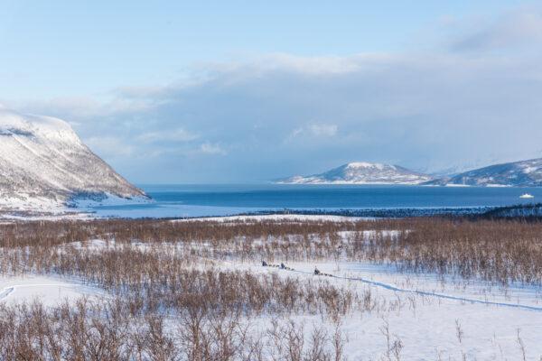 Panorama pendant l'excursion