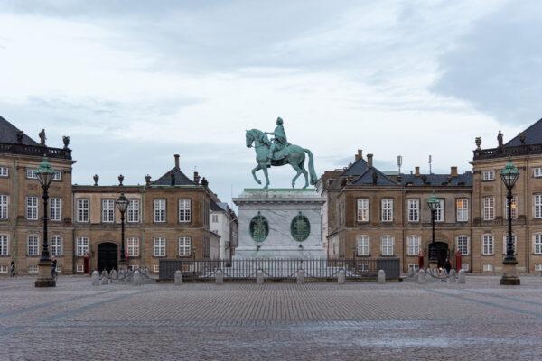Place d'Amalienborg