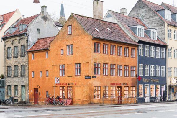 Quartier de Christianshavn à Copenhague