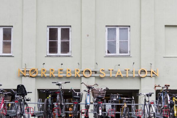 Nørrebro à Copenhague
