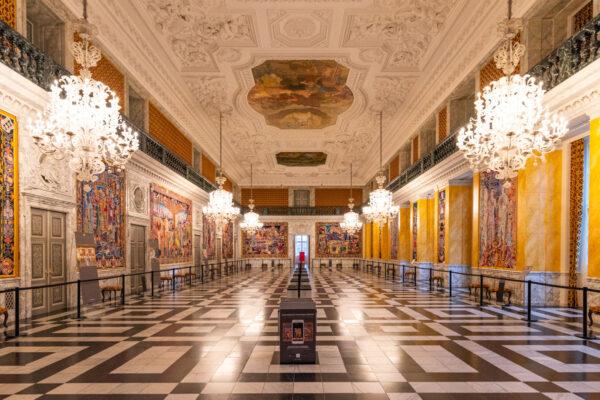 Visiter Christiansborg à Copenhague
