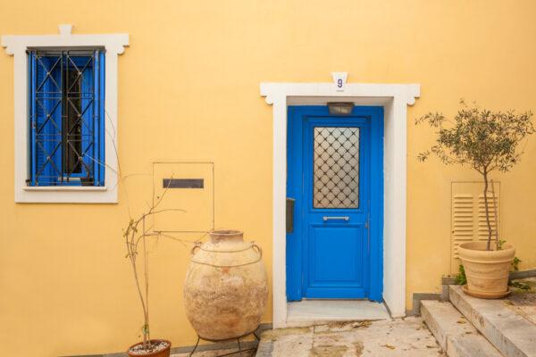 Dormir à Athènes en Grèce