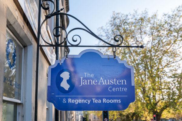 Jane Austen Centre à Bath