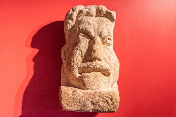 Musée dans les thermes romains de Bath