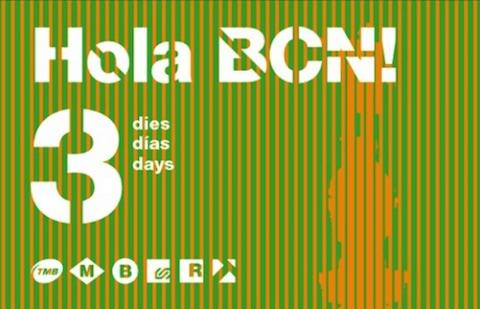 Pass transport de Barcelone : Hola BCN
