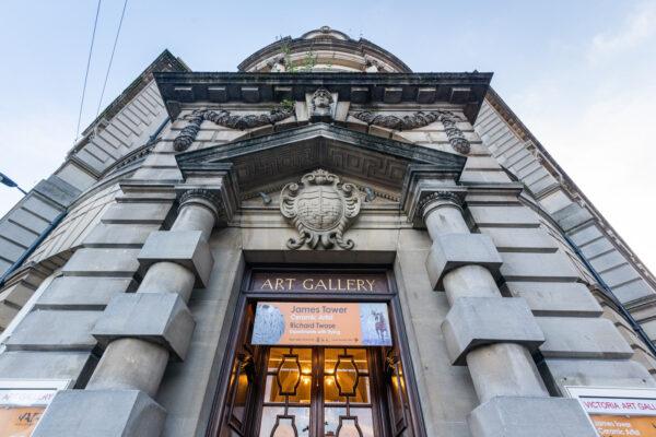 Victoria Art Gallery à Bath