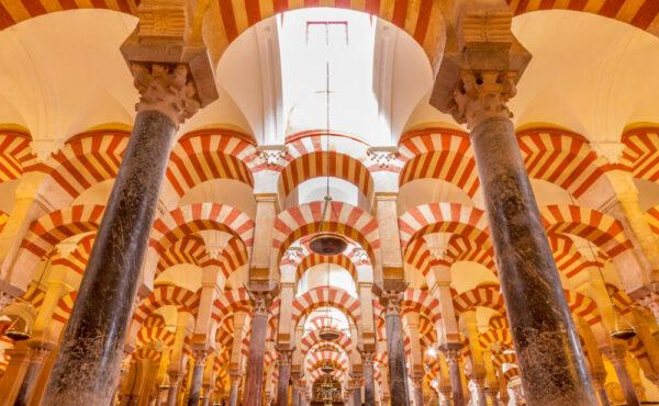 Visiter la mosquée de Cordoue