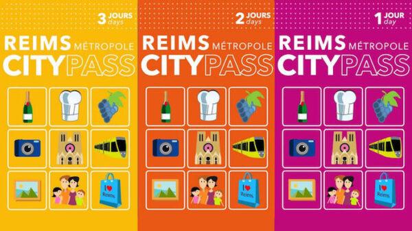 Avis sur le city pass Reims